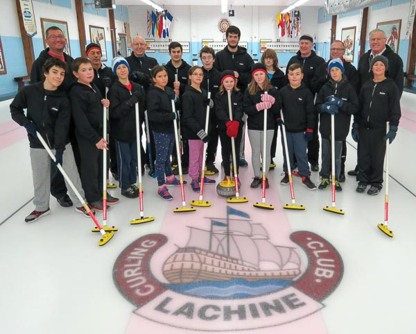 Junior Curling